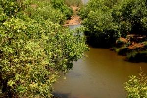 pishvi river