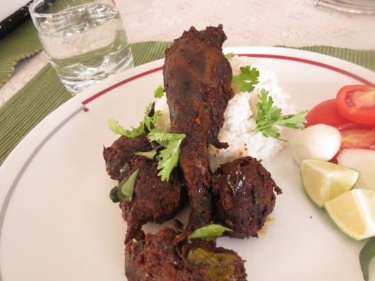India's only black meat