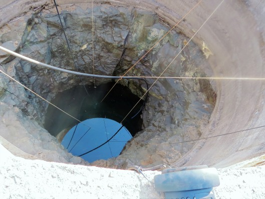 our well